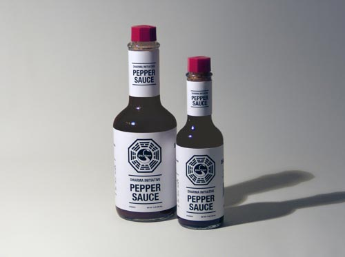 DHARMA Initiative Pepper Sauce